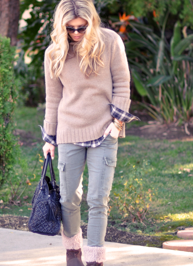 casual outfit to go shopping in -  j brand houlihan
