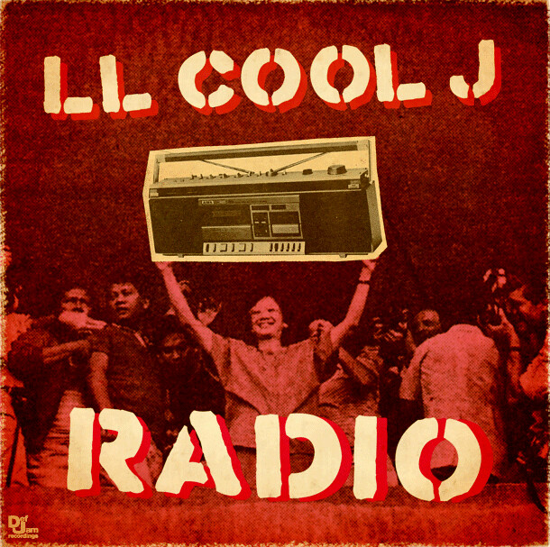 LL Cool J - Radio redesign