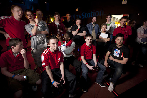Get Involved In The FIFA Interactive World Cup!