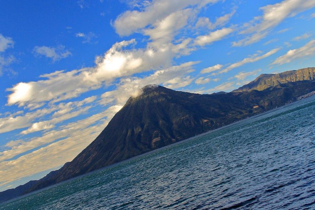 San Pedro Volcano Atitlan