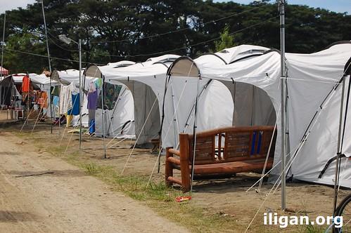 Iligan Sendong Tent City
