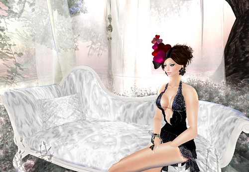 Bliss Couture 2012 New Year Hat (Group gift) by Cherokeeh Asteria