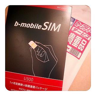b-mobile U300 SIM