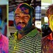 Being Colorful on Holi Celebration by Pison Jaujip