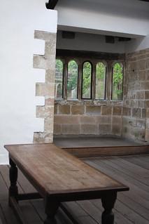 skipton castle 11 interior hall