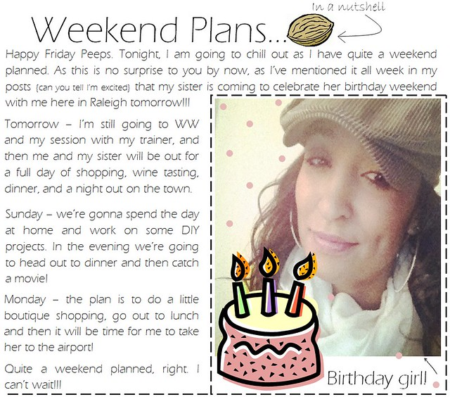 Weekend Plans 1.13.12