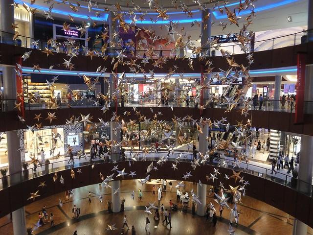 Centro Comercial Dubai Mall, Dubai Emirados Arabes Unidos