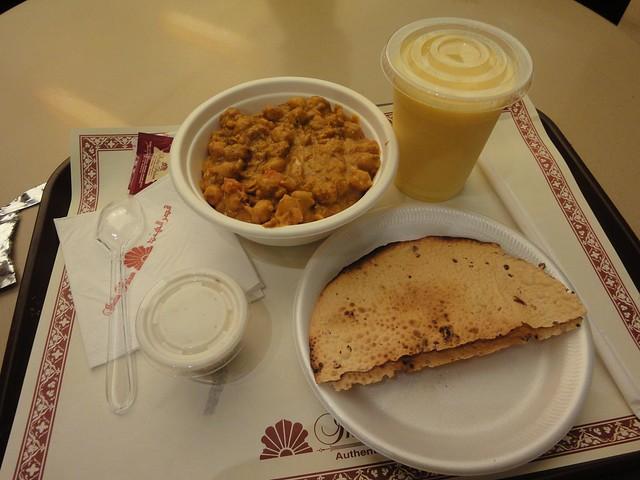Restaurante Indiano no Dubai Mall, Dubai Emirados Arabes Unidos
