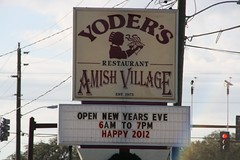 Yoders Sign
