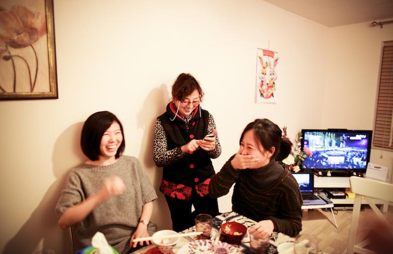 Chen Jie home dinner 029