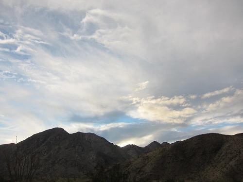 Borrego Springs, sky, clouds IMG_9103
