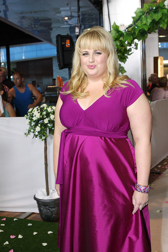 Rebel Wilson by Eva Rinaldi Celebrity and Live Music Photographer