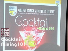Cocktail Mixing 101