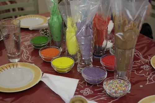 Το τραπέζι των χρωμάτων!