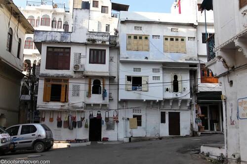 Udaipur Street Scene