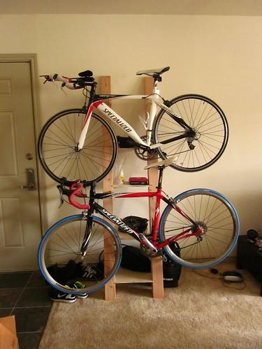bike rack 2