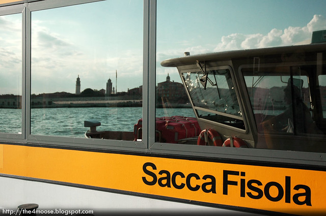 Venice : Sacca Fisola
