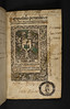 Provenance evidence on title-page of Magistri, Martinus: Expositio super Praedicabilia Porphyrii