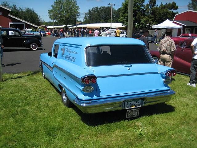 1958 Pontiac Strato Chief Sedan Delivery
