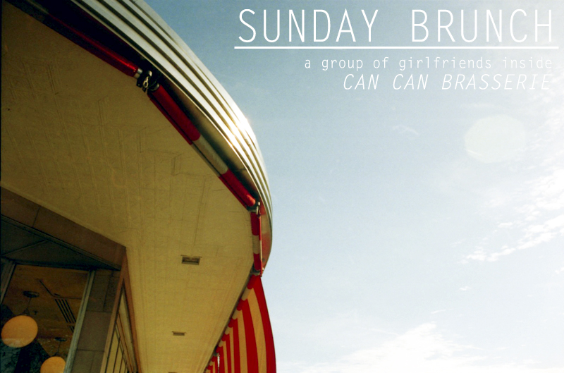 Wide Eyes / Can Can Brasserie / Sunday Brunch