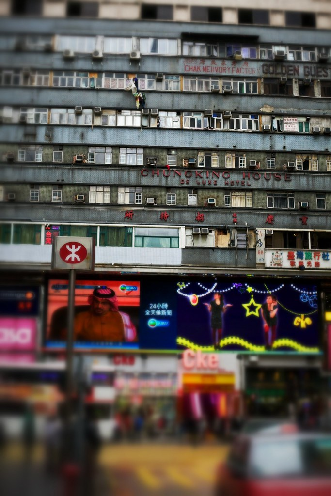 Chungking Mansions Hong Kong Tripomatic