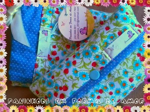 KIT 2 PEÇAS by ♥Paninhos em forma de amor♥