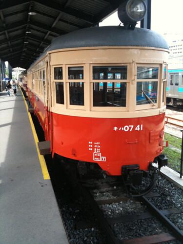 昭和の電車車両