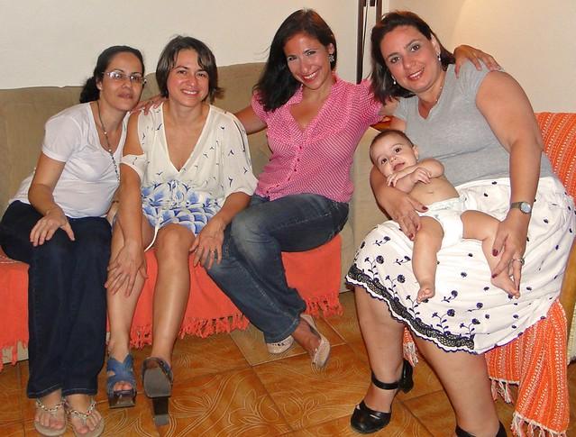 Encontro de blogueiras no Rio