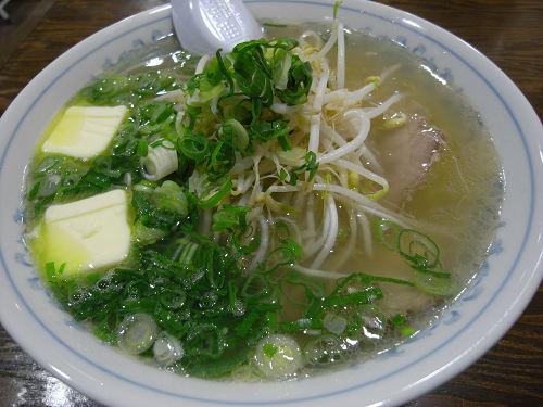 塩ラーメンの名店の味を受け継ぐ『麺屋 横手』@奈良市