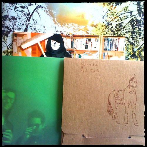 vinyl arrivals
