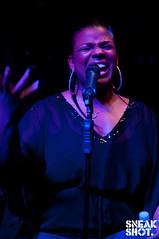 Syleena Johnson | LOVELIFE Lounge | 01.20.12