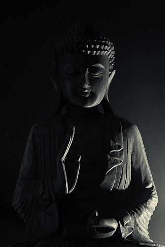 Buddha from Indonesia