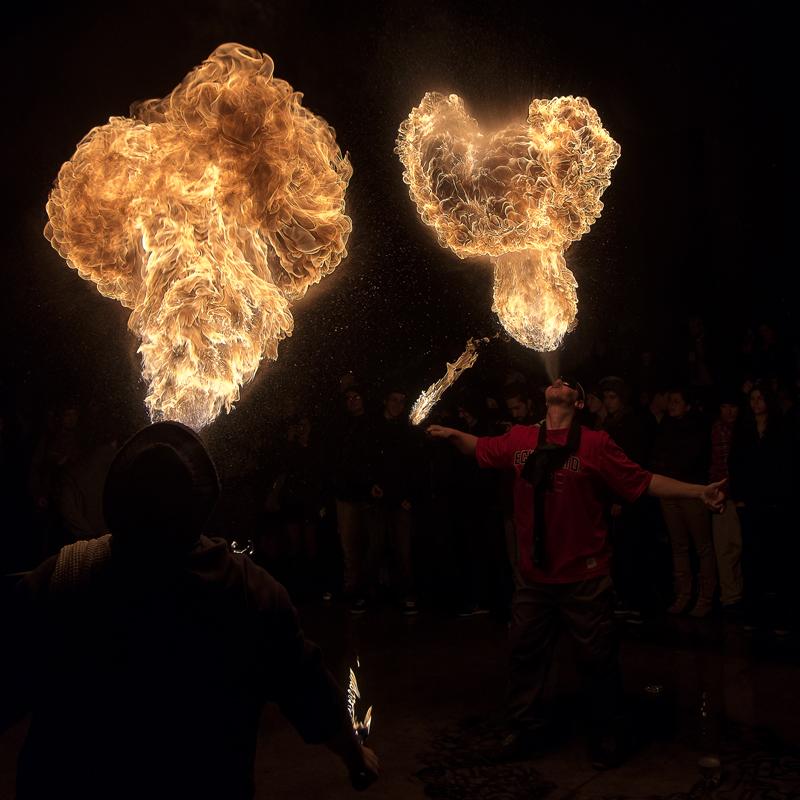 Photos cracheurs de feu - anniversaire 8 ans palais tokyo 21 janvier 2012 - Page 3 6744109069_1dfed1e3f1_o