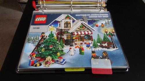 LEGO: Building Binder