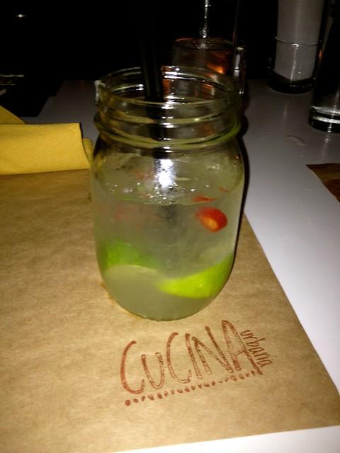 Tequila Mule