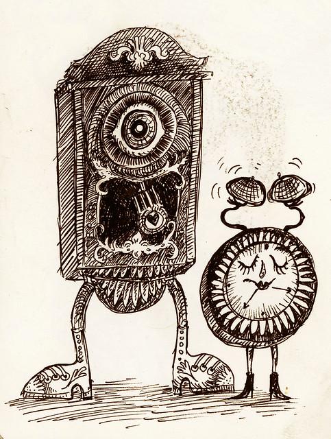 ClockRomance