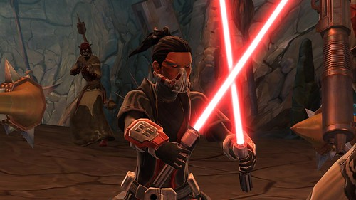 SWTOR Sith Marauder Build and Spec Guide - PVP/PVE