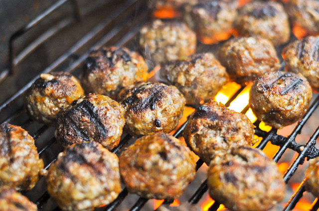 Barbecue Meatballs