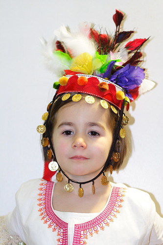 Homemade Bulgarian Costume29