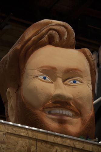 Ghost Hunt With Conan O'Brien