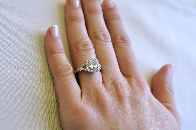 Friends Engagement Ring
