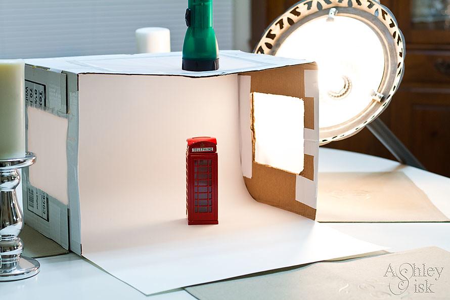Lightbox Setup