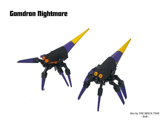 Gamdron Nightmare 3