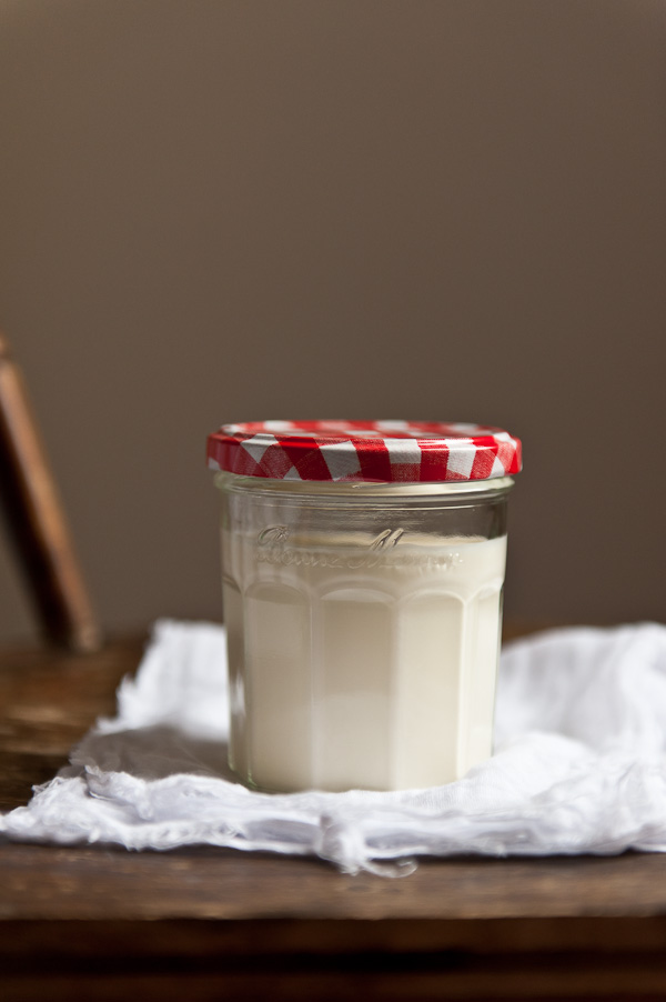 double cream for homemade butter