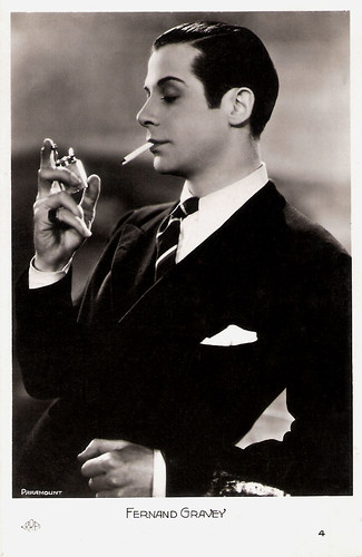 Fernand Gravey