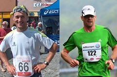 Dva běžci, dvě cesty k jednomu maratonu
