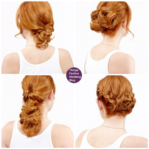 Simply Diy Wedding Hairstyles: Wedding Hairstyles And Accessories