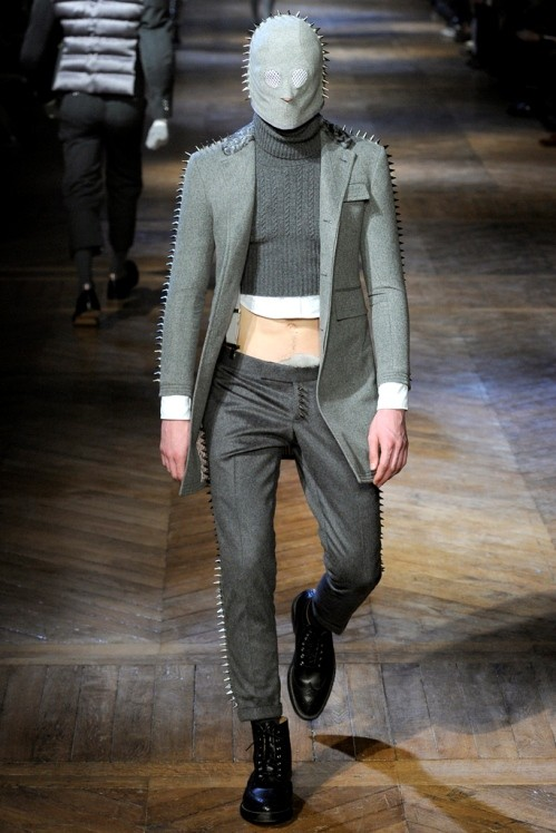 Thom Browne Man Fall-Winter 2012-2013 2