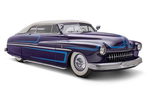 1949 Mercury Customized Convertible