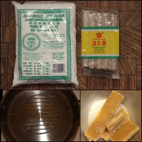Nian gao ingredients